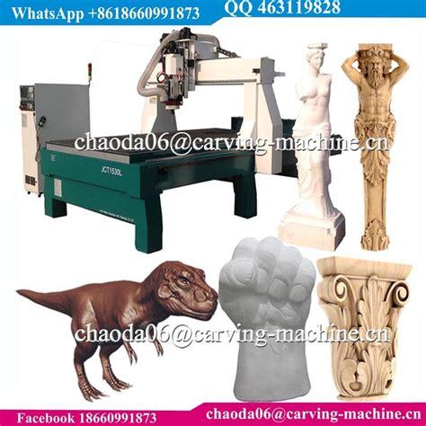 cortar foam cnc maquina para cortar foam big rotary 3d sculpture
