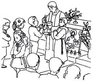 un week end pieux en r 233 union la premi 232 re communion les