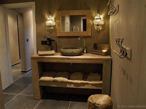 badkamermeubel tekening badmeubel van mooi steigerhout debbie pinterest