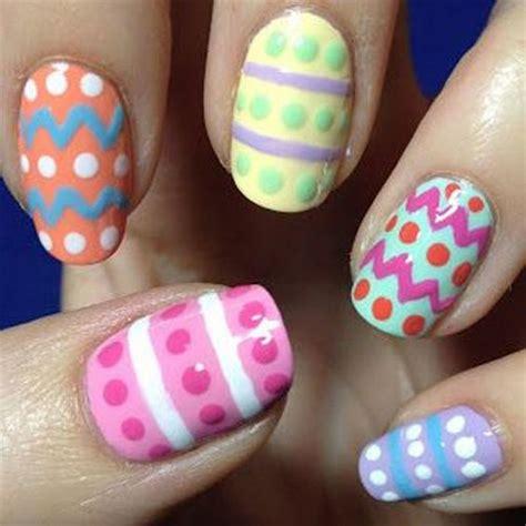 easter nail designs 20 best easter egg nail art designs ideas 2017