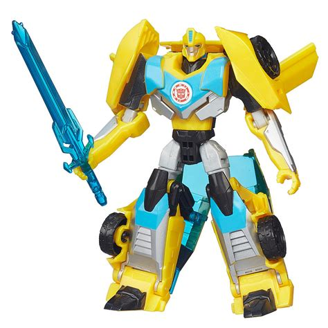 Robot Transgormer Bumblebee robots in disguise clash of the transformers bumblebee