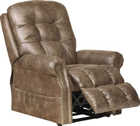 catnapper recliner with heat and massage catnapper ramsey power lift lay flat recliner with heat