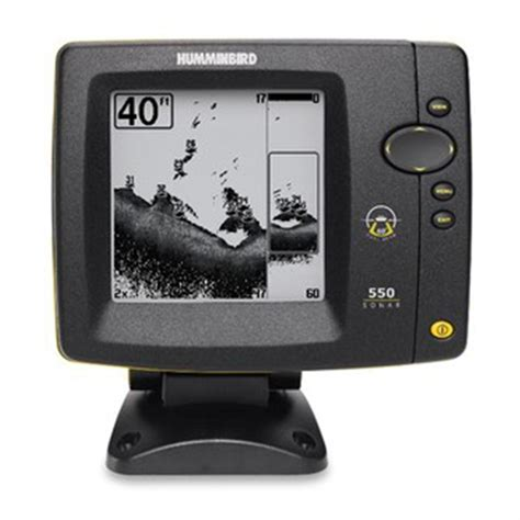 humminbird 174 550 fishfinder 180008 fish finders at