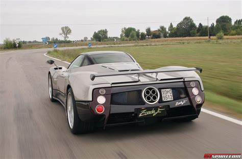 pagani back pagani zonda f review gtspirit