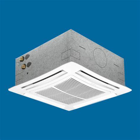 fan coil a soffitto sabiana ventilconvettori serie carisma con motore ecm