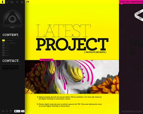 beautiful website 25 beautiful and colorful website design exles for your