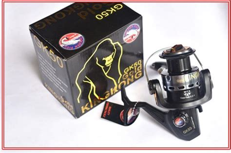 Pancing Golden Fish Kingkong harga reel golden fish kingkong 3000 dan spesifikasi