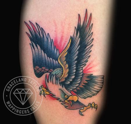 screaming eagle tattoo s designs tattoonow
