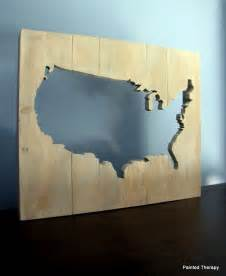 united states cut out from pallets etsy potential