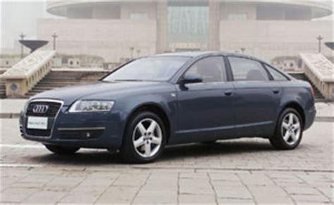 Audi A6 Langversion by Audi A6 Als Langversion F 252 R Den Chinesischen Markt Vorgestellt