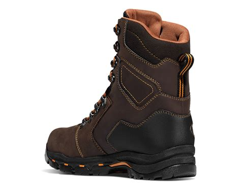 danner work boots danner vicious 8 inch composite toe waterproof work boot 13868