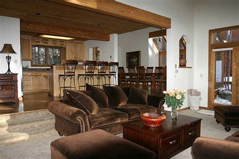 open floor plan living room and kitchen warrior s retreat living room flickr photo sharing