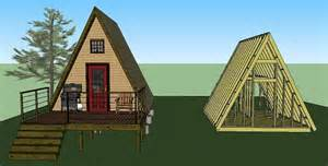 a frame cabin plans simple solar homesteading