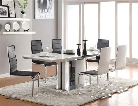 modern dining room rugs 30 rugs that showcase their power the dining table