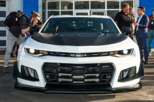 Chevrolet Le 2018 Chevrolet Camaro Zl1 1le Is Your Supercharged Z 28