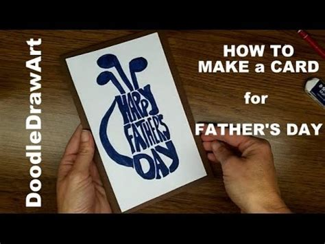 card how to make cards how to make a s day card golf