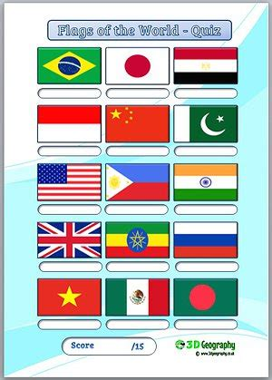 flags of the world quiz easy flags of the world quizzes