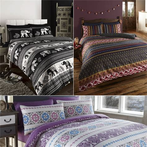 indian print bedding indian moroccan arabic ethnic print duvet quilt cover