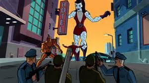 Batman the brave and the bold cartoon clip doom patrol youtube