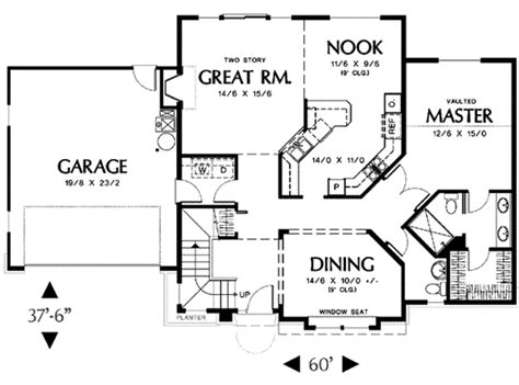 tudor house floor plans tudor style house plan 4 beds 2 5 baths 1950 sq ft plan