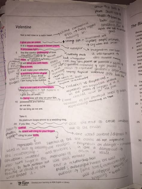 by carol duffy annotated s poetry by carol duffy