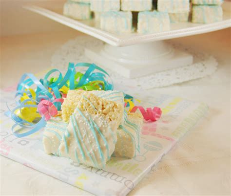 Summer Rice Shower baby shower rice krispies pictures photos and images for and