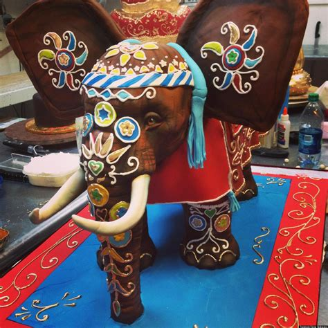korean rice cakes walmart canada chris bosh s birthday cake is a elephant topped by