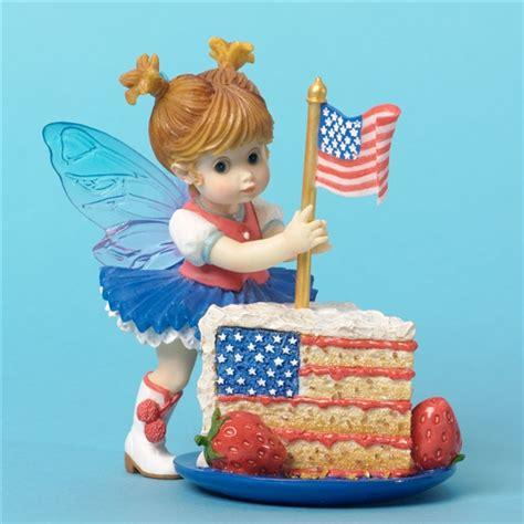 4th of july my kitchen fairies figurine 4036668