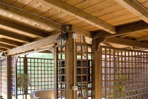 bennet arredo giardino vivereverde tettoia legno tettoia in legno lamellare