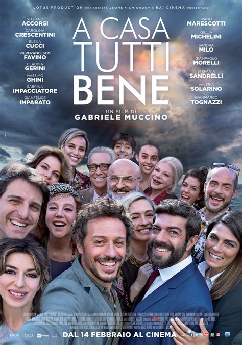 cinema casa gratis a casa tutti bene il poster mymovies it