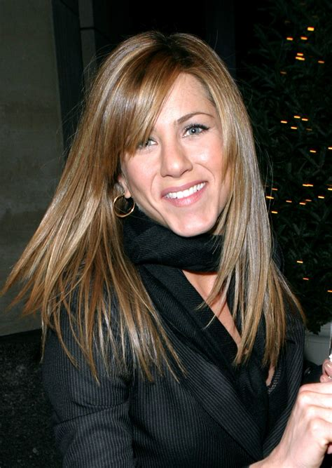 jennifer aniston side bangs related keywords suggestions for jennifer aniston hairstyles