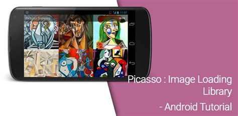 android use picasso to load image into programmatically picasso image loading library for android tutorial