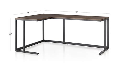 Ainsworth Walnut Desk by Crate And Barrel Rex Desk L 28 Images Ainsworth