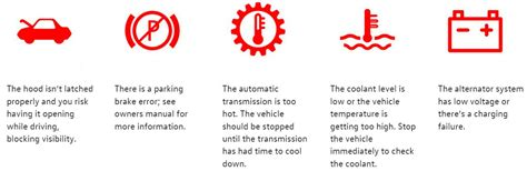 vw tiguan check engine light volkswagen check engine light and other warning lights