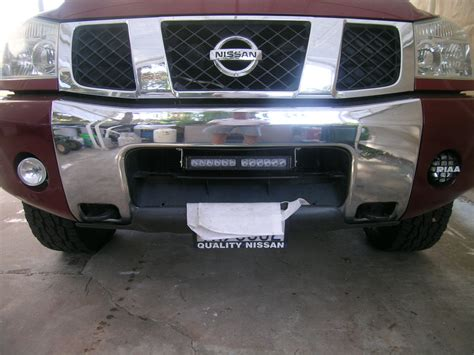 nissan frontier led light bar diode dynamics new stage series rally qualified led