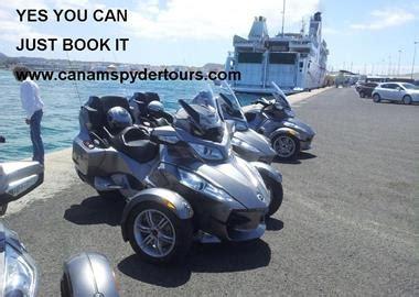 Motorrad Mieten Lanzarote by Motorrad Touren Kanarische Inseln Spanien