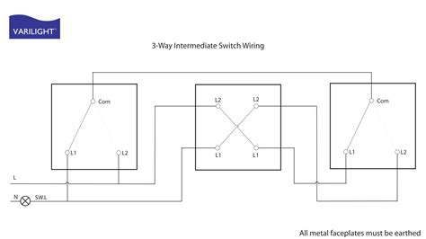 3 way switch explained gallery electrical circuit