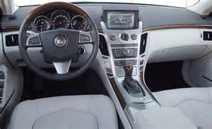 2009 Cadillac Cts Interior Car And Driver