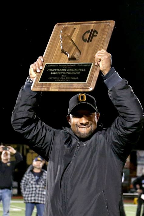 cif oakland section former oakland raiders star coaches bishop o dowd to top