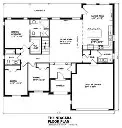 Floor Plans Design Canadian Home Designs Custom House Plans Stock House