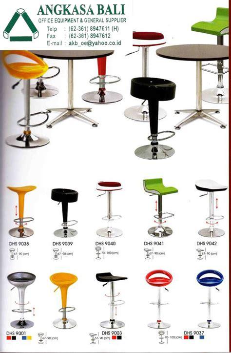 Jual Kursi Bar angkasa bali furniture distributor kursi meja kantor bali