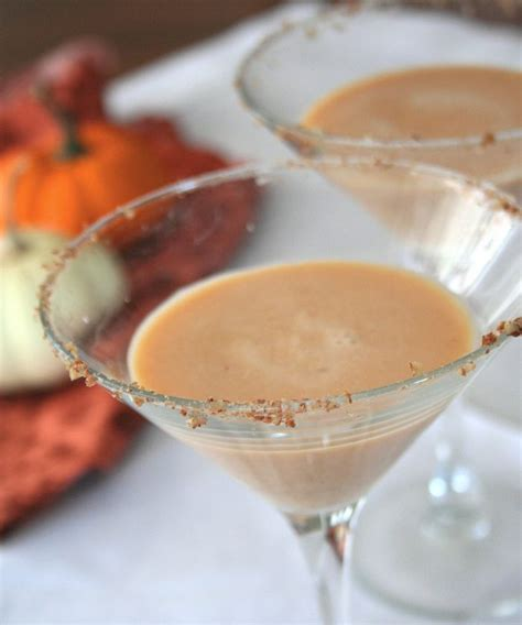 pumpkin martini recipe low carb pumpkin cocktail recipe all day i about food