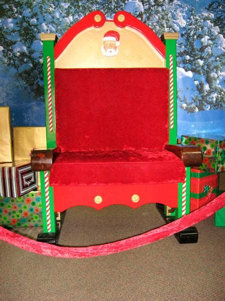 a picture perfect santa chair local news nwitimes com