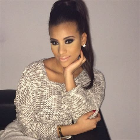 cyn santana new hair colors for 2014 cyn santana breaks silence on erica mena and shad moss s