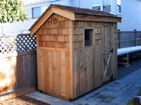 woodwork small garden shed plans  plans