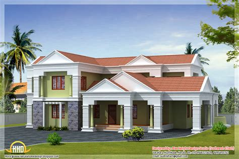house roof designs in india 3 different indian house elevations kerala home design and floor plans