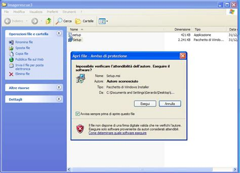 esegui reset software vodafone lexar image rescue 3 software image recovery