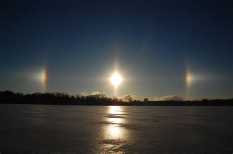 sun dogs photos sun dogs light up the minnesota sky statewide minnesota