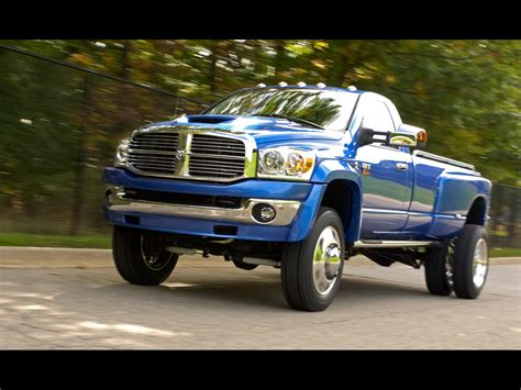 dodge ram 3500 trucks 2007 dodge ram pickup 3500 overview cargurus