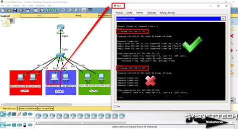 cisco packet tracer switch configuration tutorial configure vlan on cisco switch in cisco packet tracer